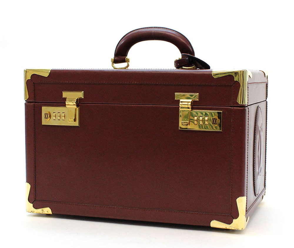 Cartier Makebox Mini Trunk