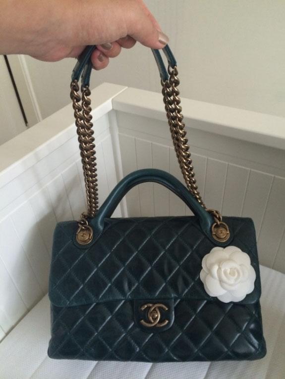Chanel Castle Rock Bag
