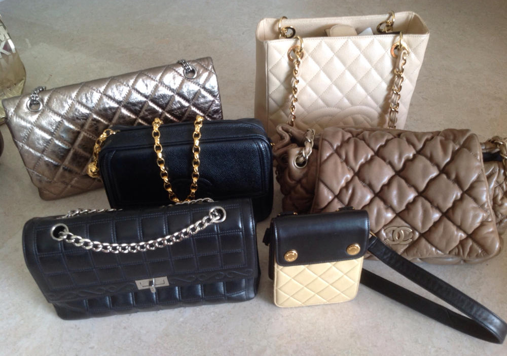 Chanel Handbag Collection