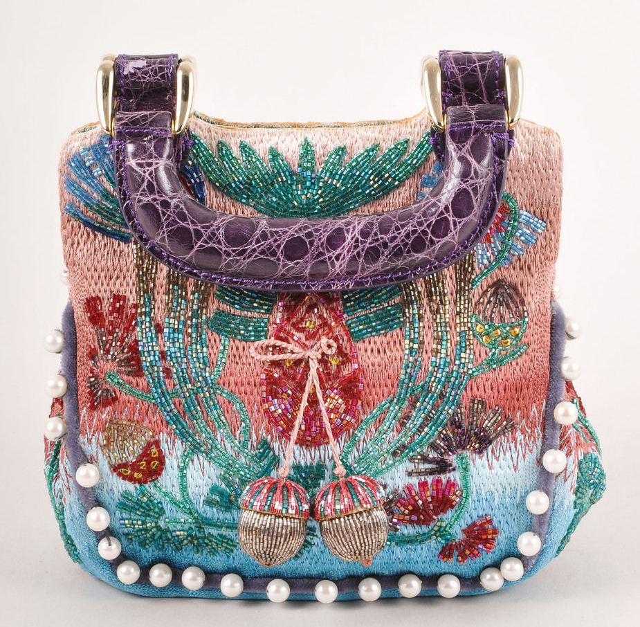 Fendi Limited Edition Beaded Bag