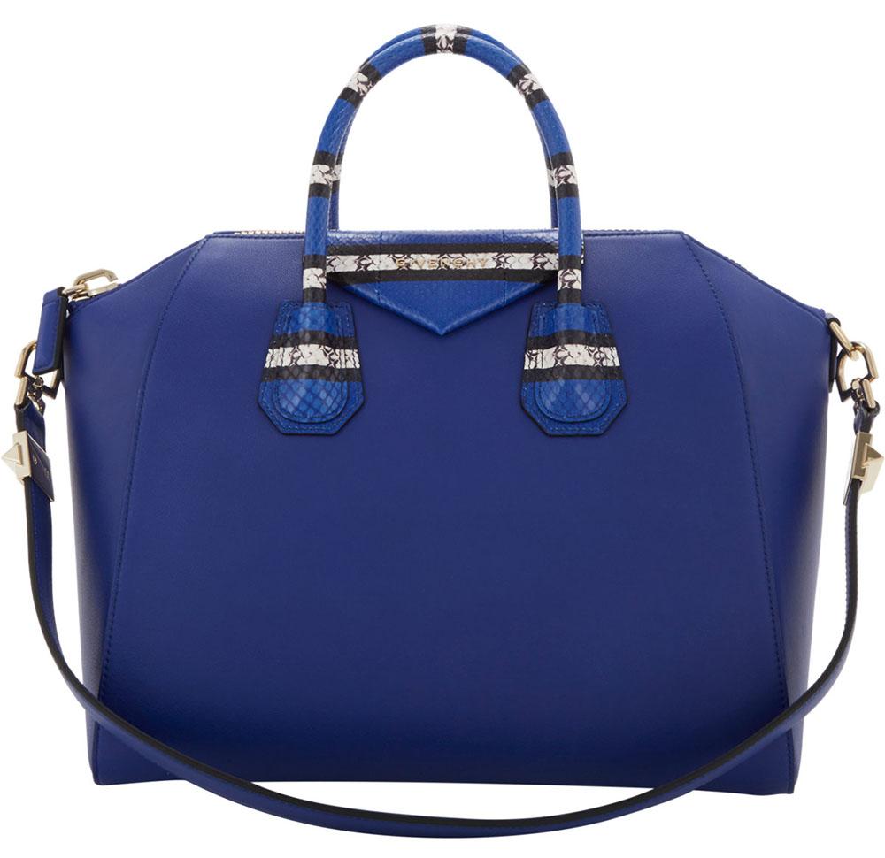 Givenchy Ayers Accented Antigona Bag