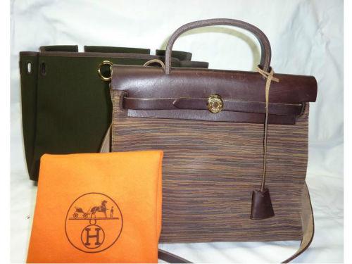 Hermes Herbag Vibrato Bag