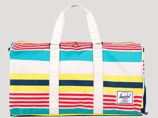 Herschel Malibu Collection Novel Duffel