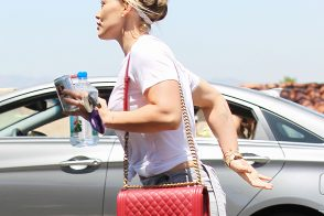 BREAKING: Hilary Duff Got a New Chanel Bag