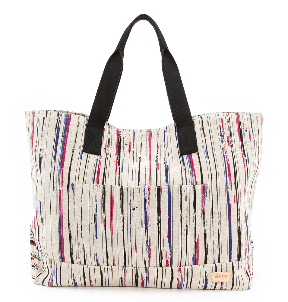 IIIBeca by Joy Gryson Beach Bag