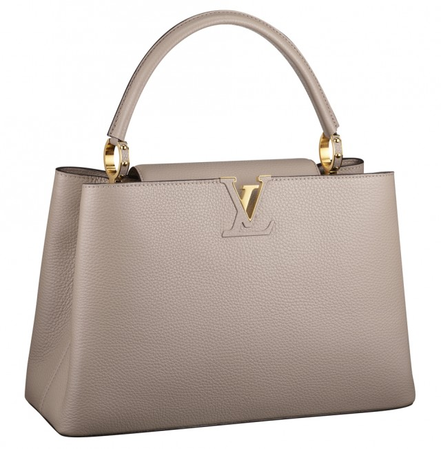 Louis Vuitton Capucines 3
