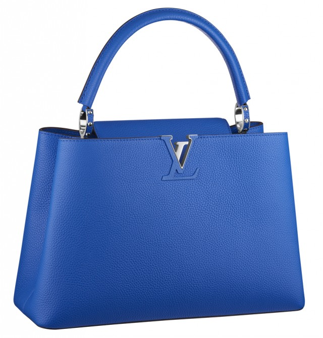Louis Vuitton Capucines 4