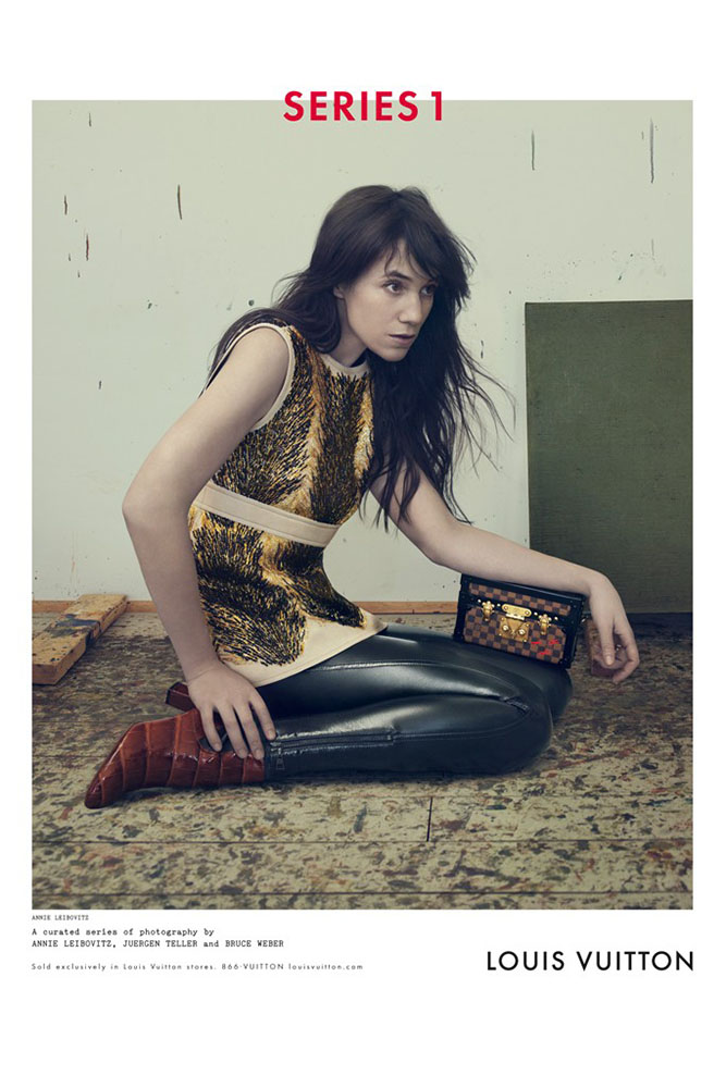 Louis Vuitton Fall 2014 Ad Campaign 2