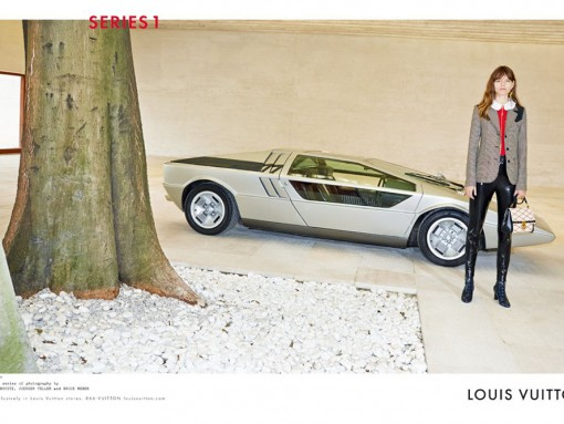 Louis Vuitton Fall 2014 Ad Campaign 3