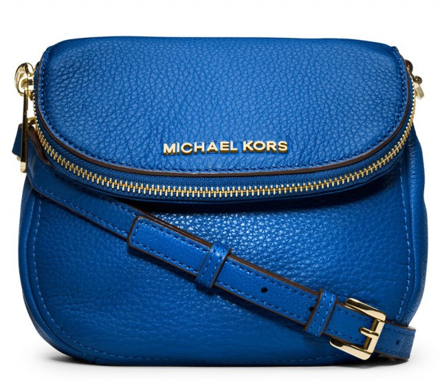 MICHAEL Michael Kors Bedford Leather Crossbody Bag