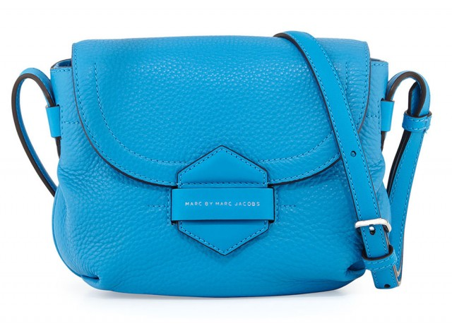 Marc by Marc Jacobs Half Pipe Pebbled Crossbody Bag