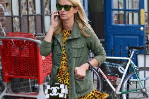 Nicky Hilton Strolls NYC with a Very Expensive Chanel Clutch
