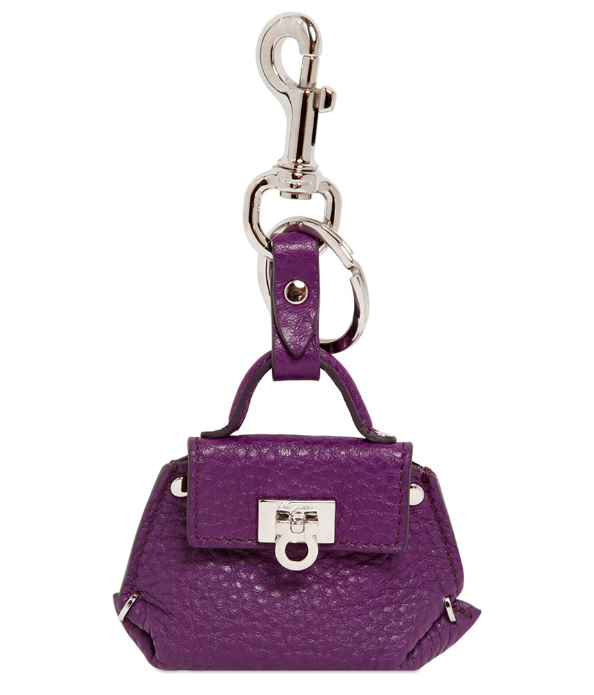 Salvatore Ferragamo Sofia Key Holder