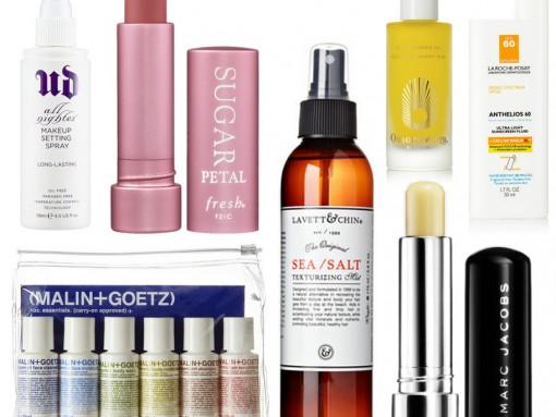 Want It Wednesday: Summer Beauty Essentials