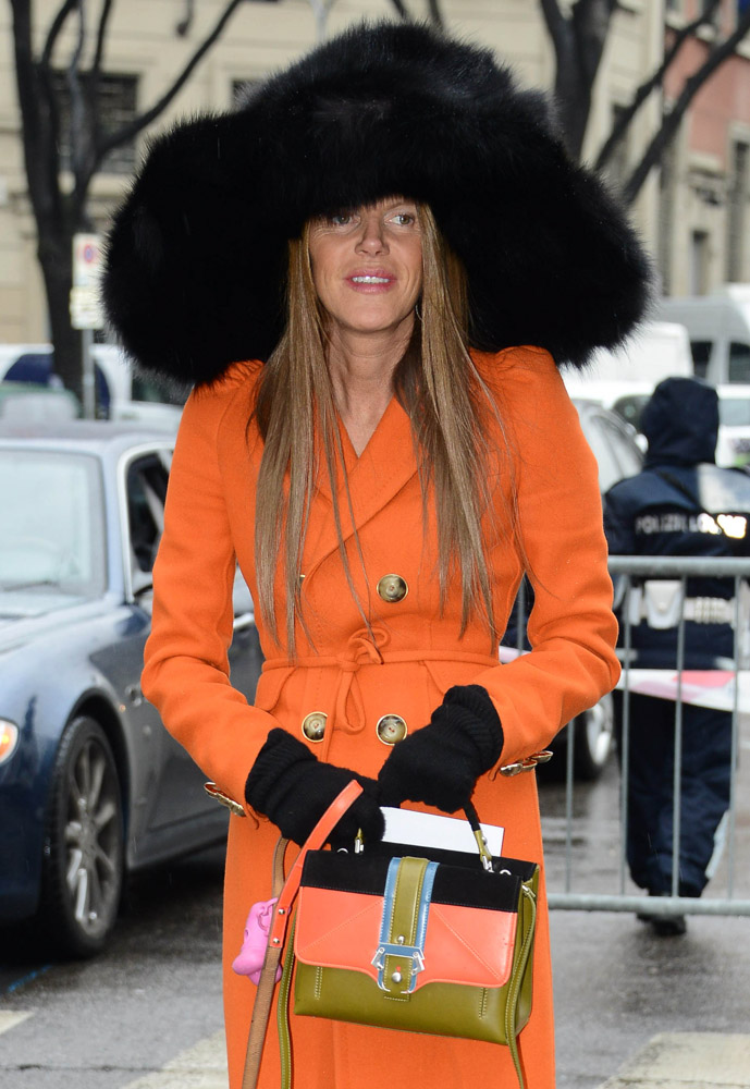 The Many Bags of Anna Dello Russo-15