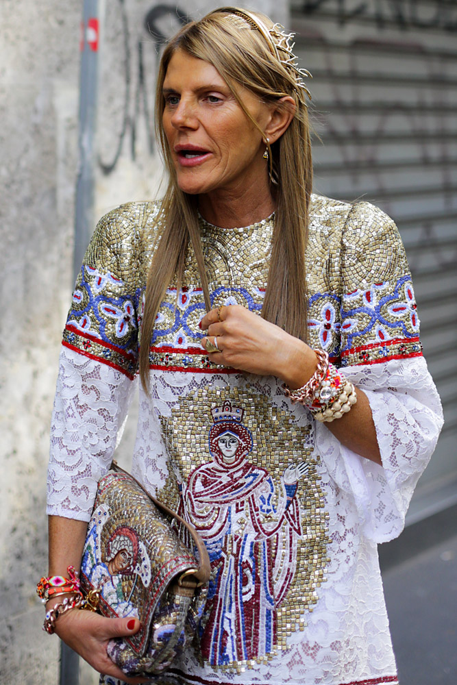The Many Bags of Anna Dello Russo-19