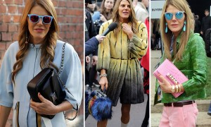 The Many Bags of Anna Dello Russo