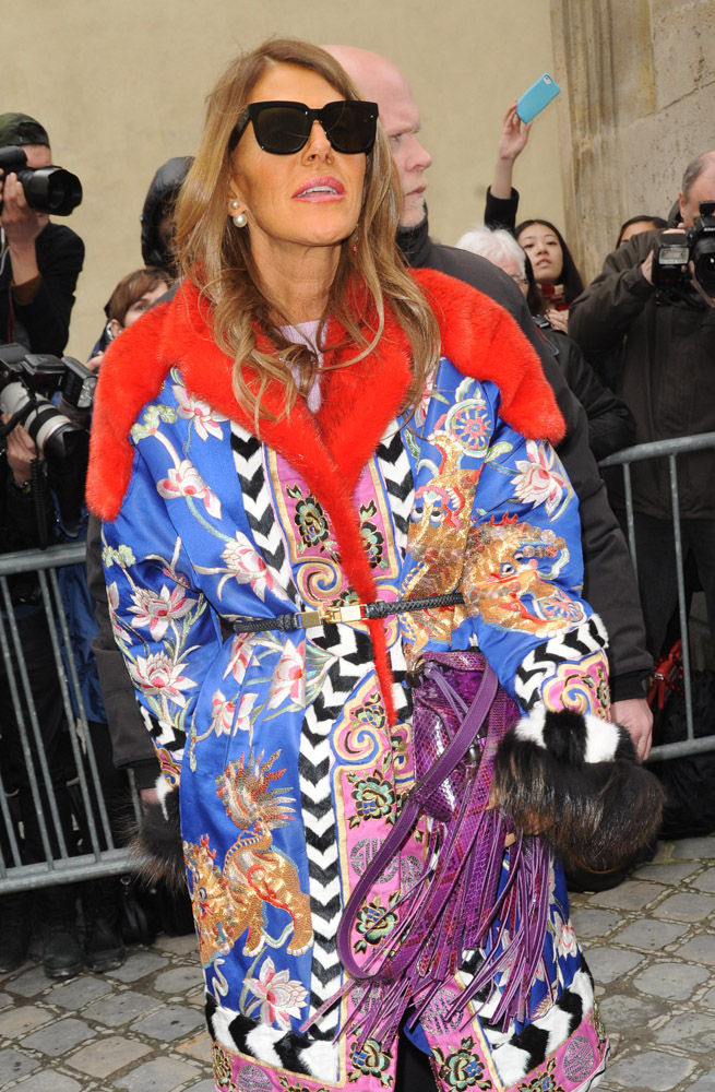 The Many Bags of Anna Dello Russo-32