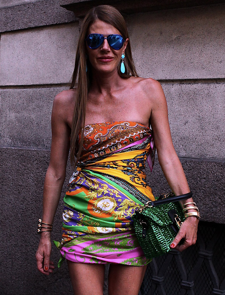 The Many Bags of Anna Dello Russo-5