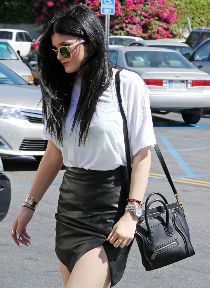 The Many Bags Of Kylie And Kendall Jenner Purseblog