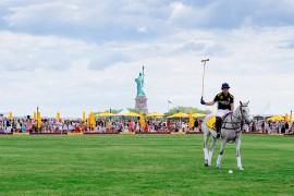 The Best Bags and Style of the Veuve Clicquot Polo Classic