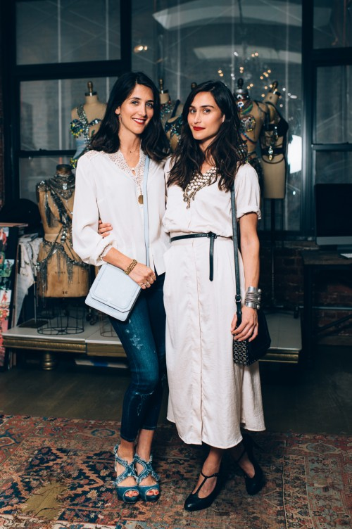 What's In Her Bag: Danielle and Jodie Snyder of Dannijo (16)