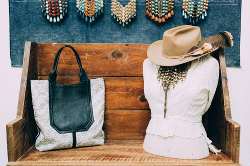 What's In Her Bag: Danielle and Jodie Snyder of Dannijo (19)