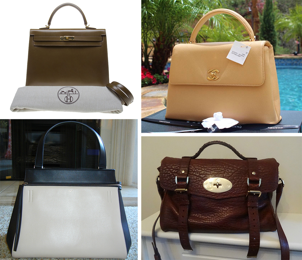 eBay Handbag Roundup June 11