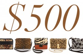 5 Under $500: Any Season Animal Prints
