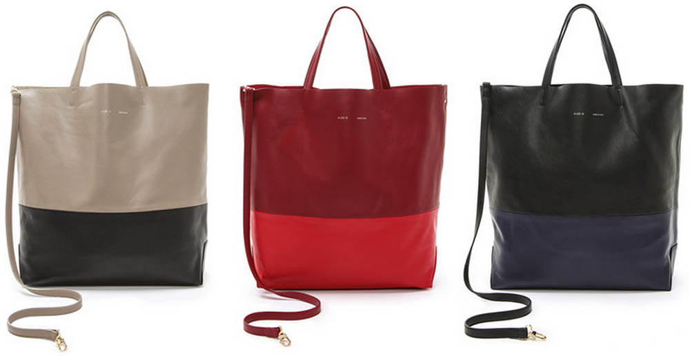 celine handbags for sale online - Best Bets: Alice.D Leather Totes - PurseBlog