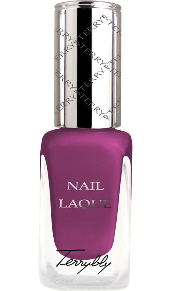 By Terry Moving Mauve Nail Polish