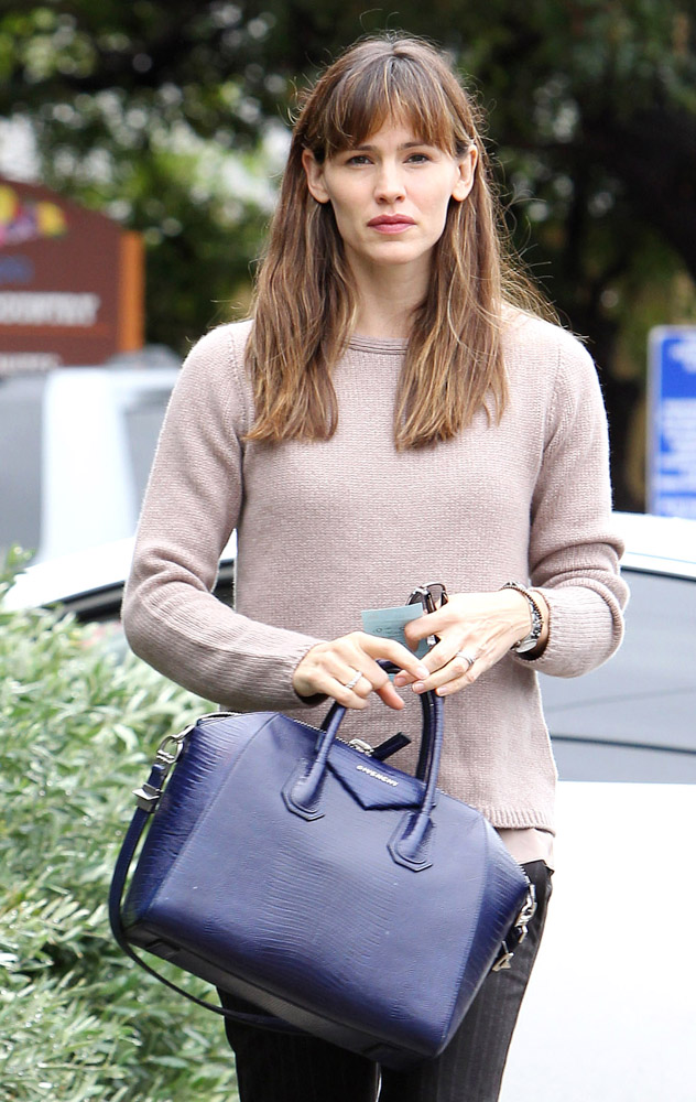 Celebrities Carrying Givenchy Antigona Bags-11