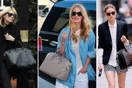 Celebrities and Their Givenchy Antigona Bags: A Retrospective