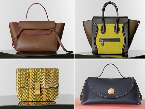 Celine Winter 2014 Handbags