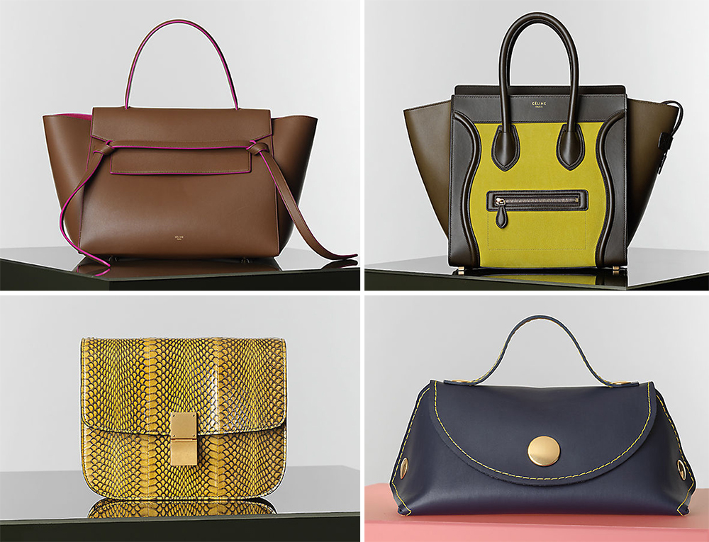 f8499223064d Check Out Céline s Winter 2014 Handbags - PurseBlog