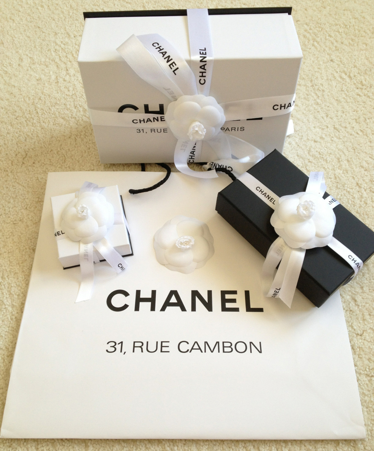 Chanel Boxes