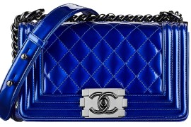 The Chanel Boy Bag is the 2014 PurseBlog Handbag World Cup Champion