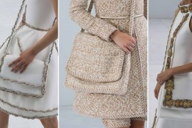 The Bags of Chanel Couture Fall 2014