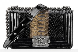 Chanel's Pre-Collection Fall 2014 Bags Have Arrived