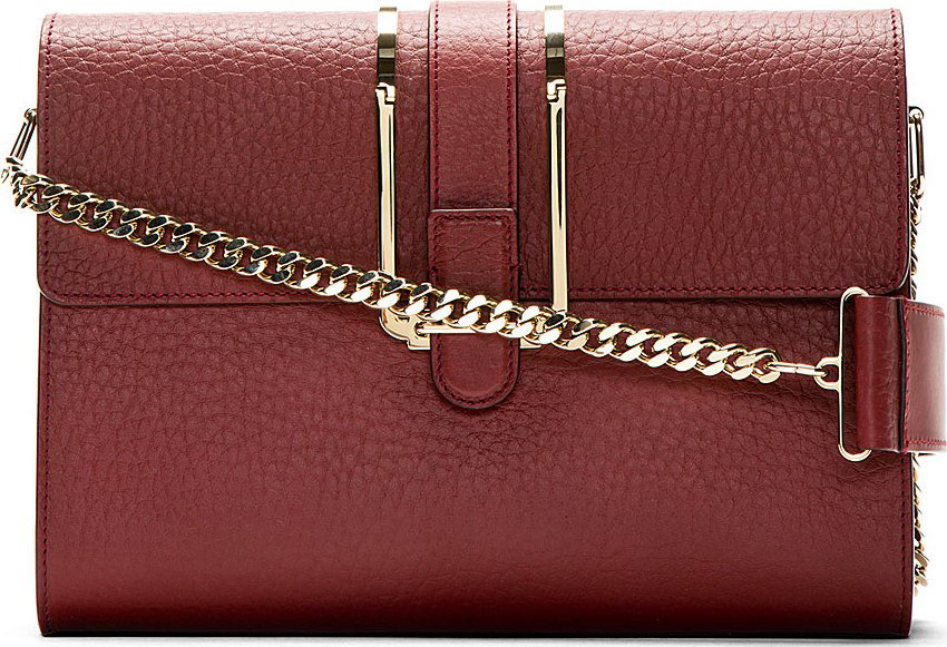 Chloe Bronte Shoulder Bag