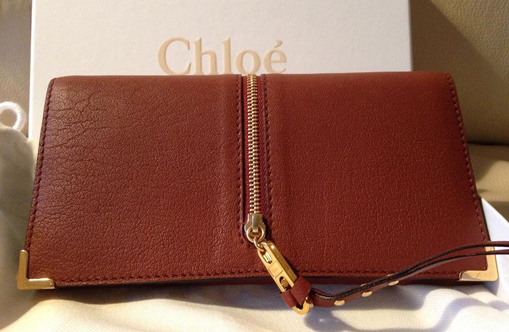 Chloe Ghost Clutch