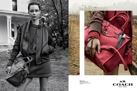 Coach Debuts First Ad Campaign with Creative Director Stuart Vevers