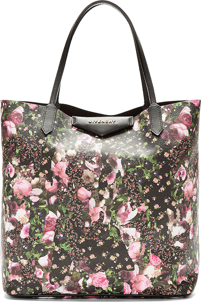 Givench Antigona Floral Shopper Tote