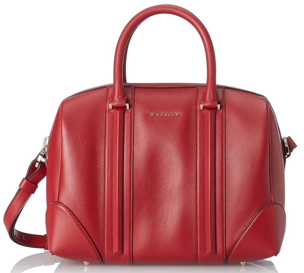 Givenchy Medium Lucrezia Bag in Wine
