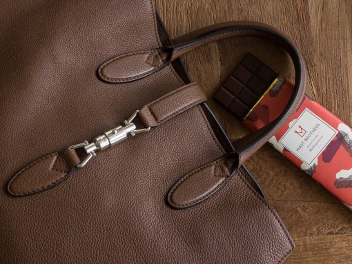 Perfect Pairs: Gucci Soft Jackie Top Handle and Chocolate