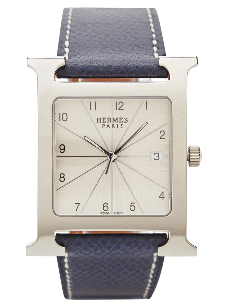 Hermes H Hour Watch