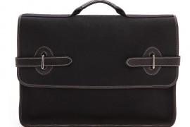 Man Bag Monday: Hermès Vintage Buenaventura Briefcase