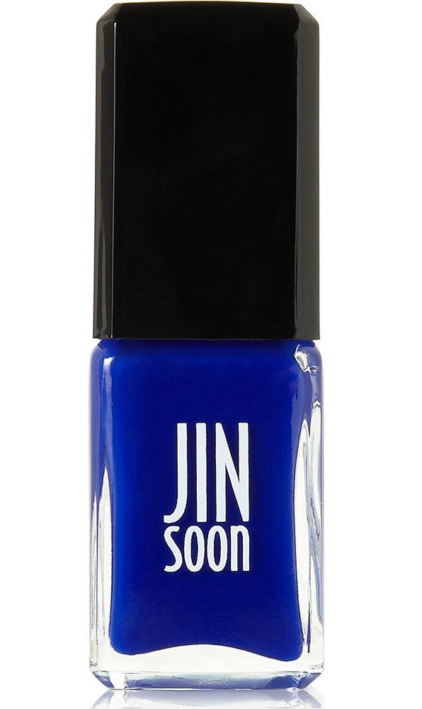 Jin Soon Blue Iris Nail Polish