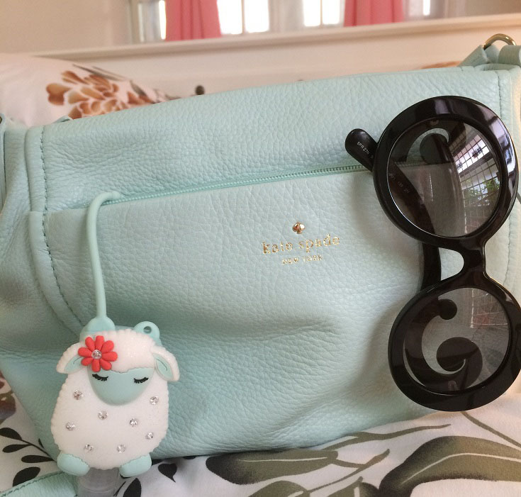 Kate Spade Bag Prada Sunglasses