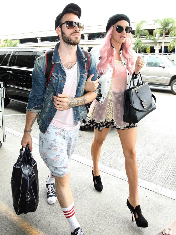 Kesha Fendi 2Jours Bag-2